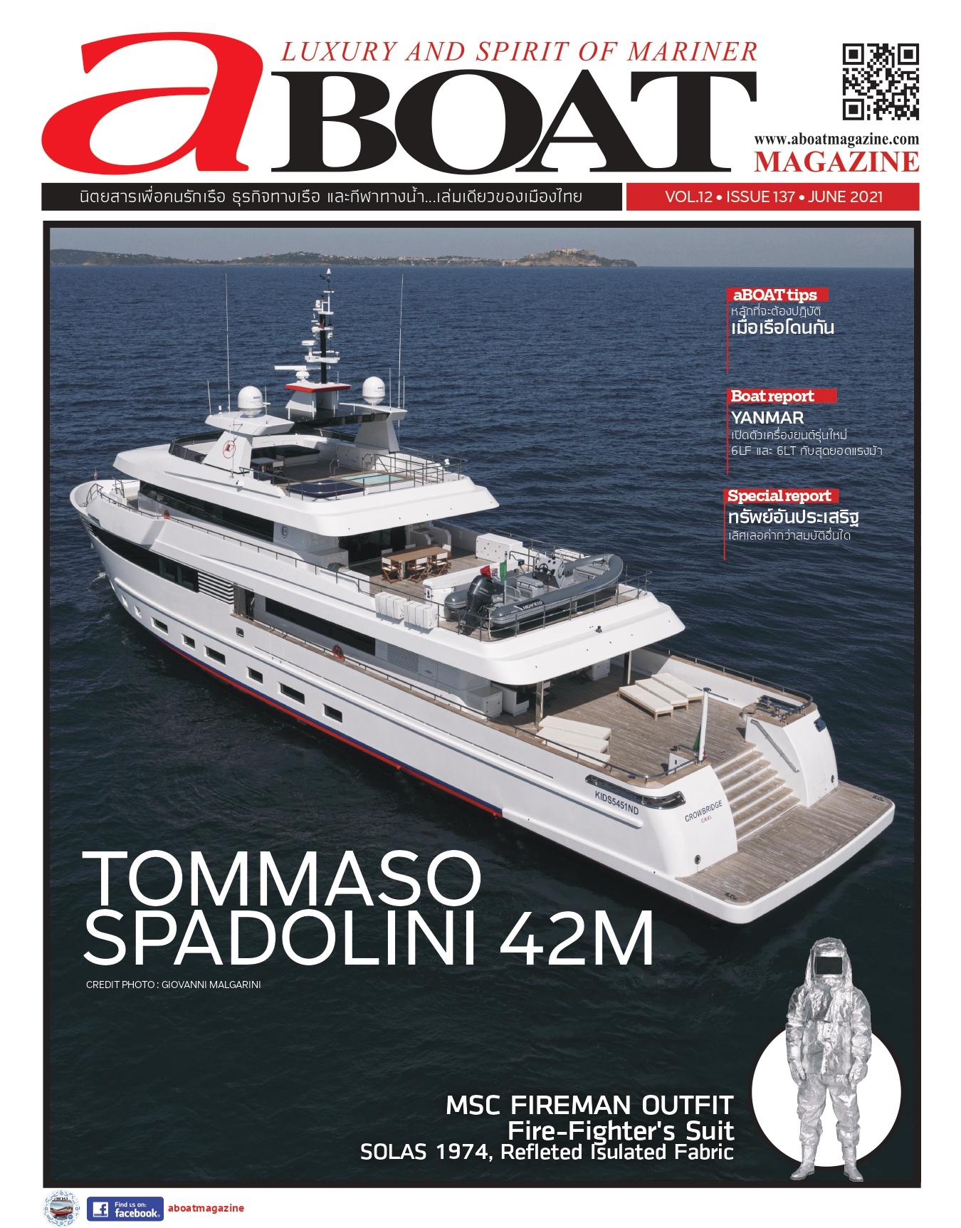 aBOAT Magazine 137